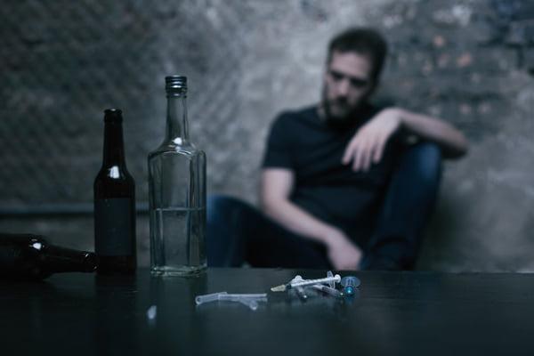 تاثیر مواد مخدر بر سلامت روان