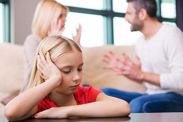 کشف خیانت والدین