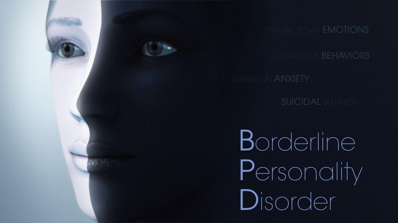 اختلال شخصیت مرزی چیست