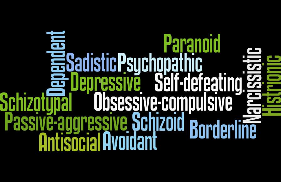 اختلالات شخصیتی چیست
