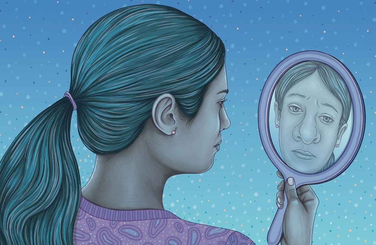 مطالعه موردی اختلال بدریخت انگاری بدن و خودکشی