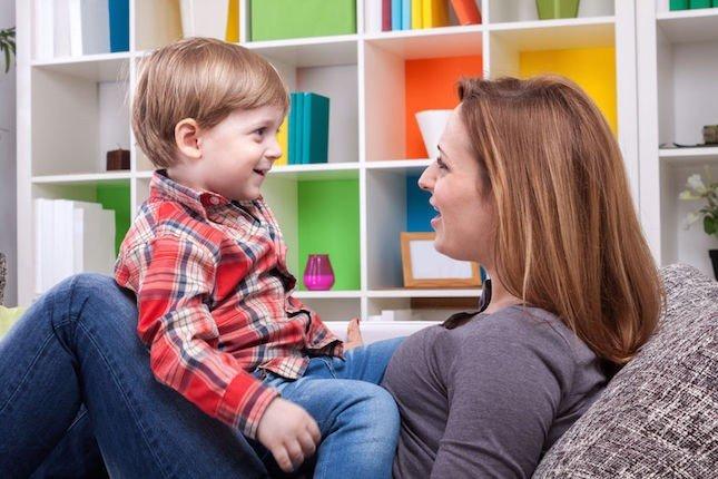 لکنت زبان ناگهانی در کودک