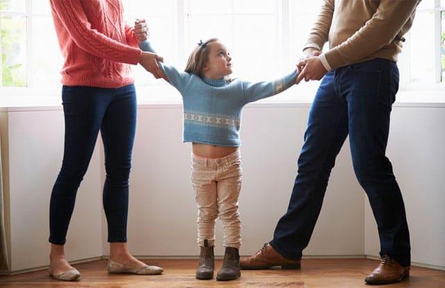 فرزندپروری بعد از طلاق