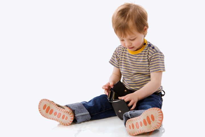 دزدی در کودکان و راهکارها