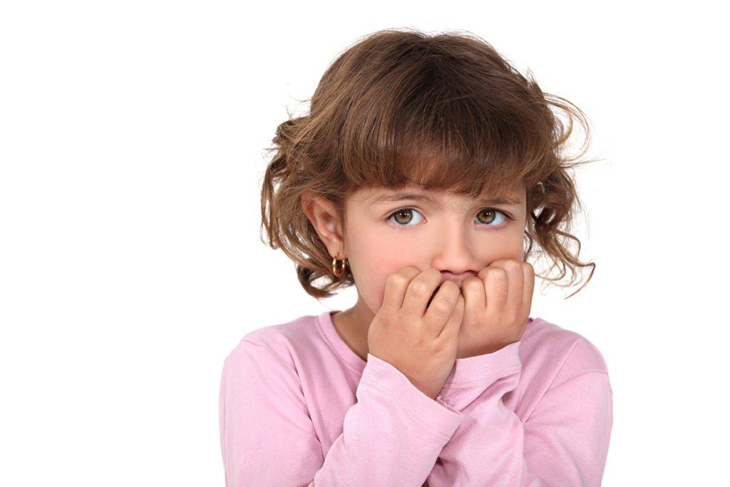 غلبه بر ترس های کودکان