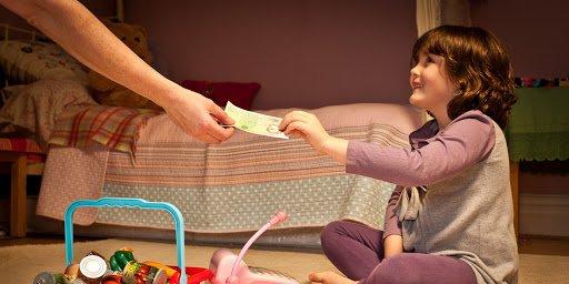 نحوه آموزش ارزش پول به کودکان