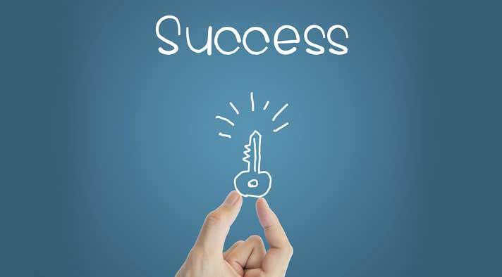 بلندپروازی برای موفقیت
