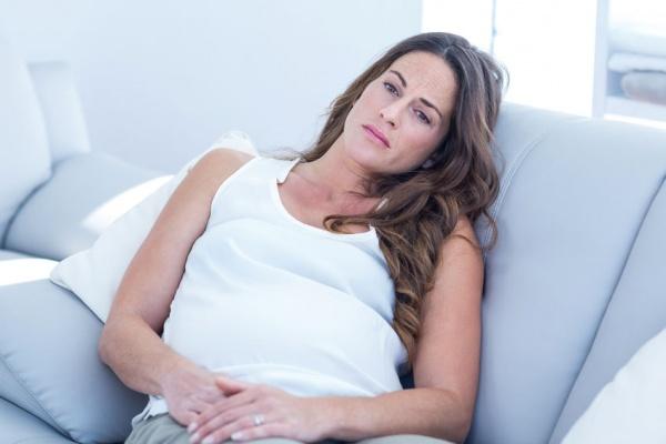 علل ابتلا به افسردگی دوران بارداری