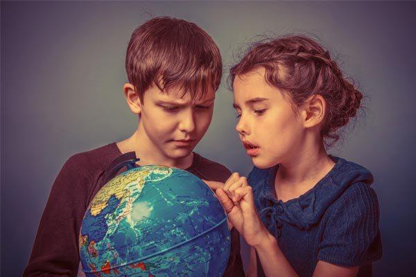 تربیت کودک و مهاجرت