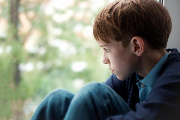 افسردگی در کودکان مهاجر