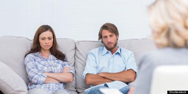 مطالعه موردی زوج درمانی