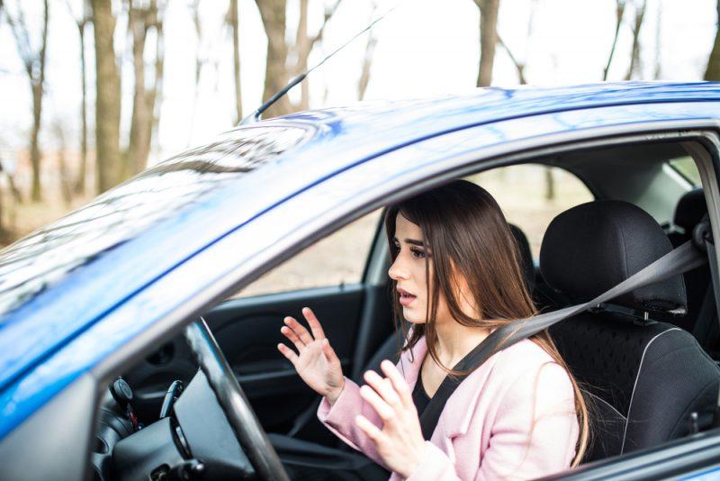 ترس از رانندگی و راهکارهای آن