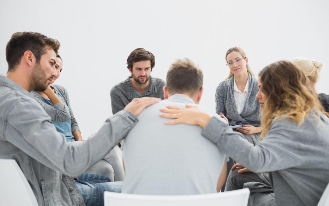 گروه درمانی و مشاوره