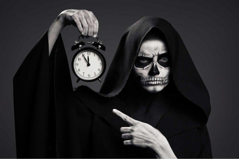 راهکارهای غلبه بر ترس از مرگ
