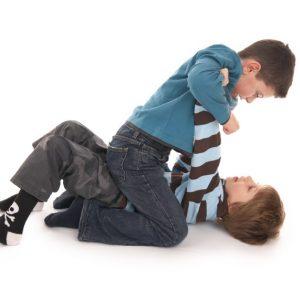 آموزش دفاع از خود به کودک