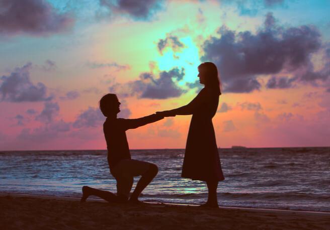 پیشنهاد ازدواج و خواستگاری