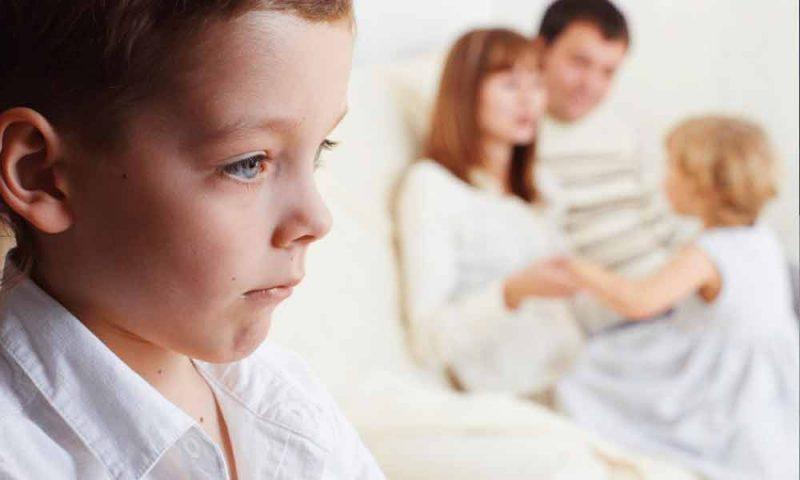 اثرات تبعیض بین فرزندان
