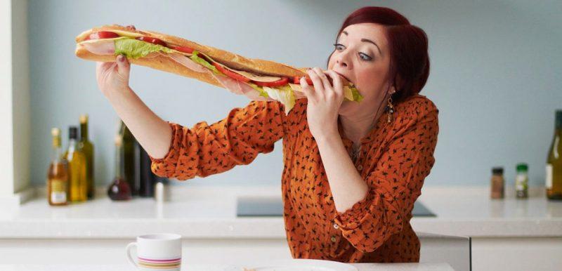 علائم اختلال پرخوری