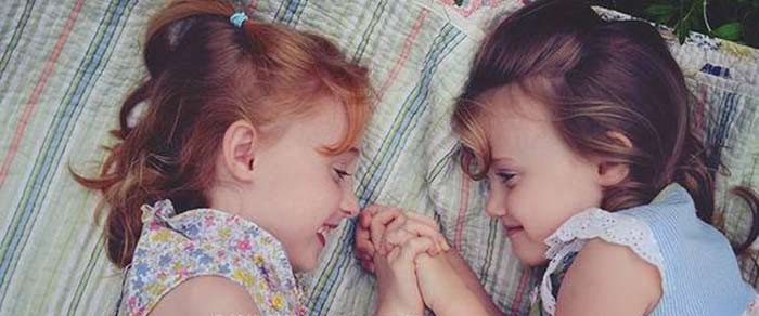 تقویت رابطه خواهرانه