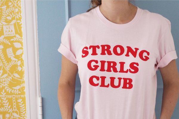 تربیت دختر قوی