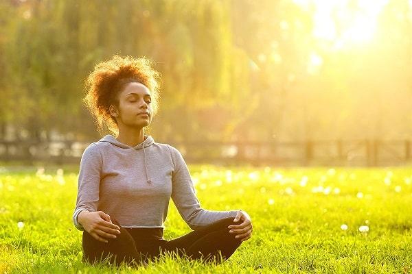 تمرینات تنفسی برای مقابله با استرس