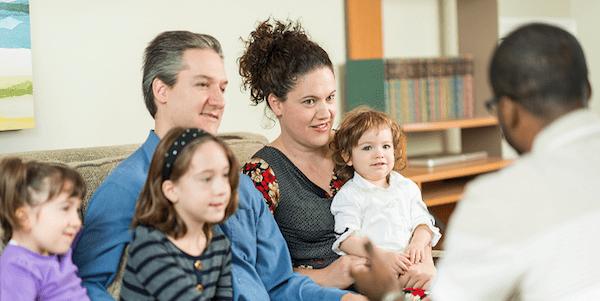 مزایای مشاوره روانشناسی خانواده