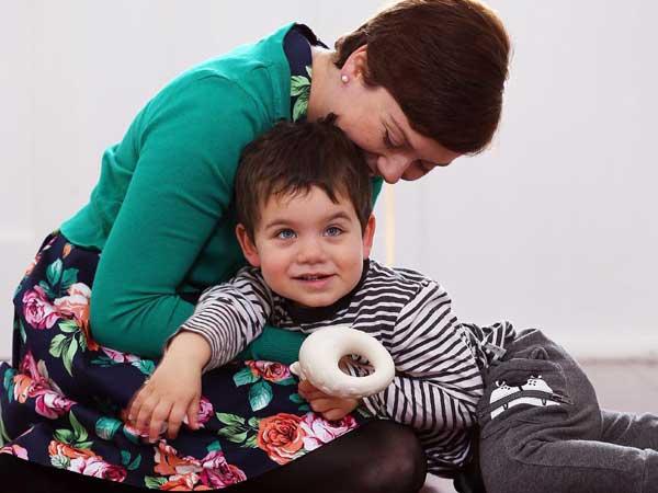 درمان اوتیسم در خانه