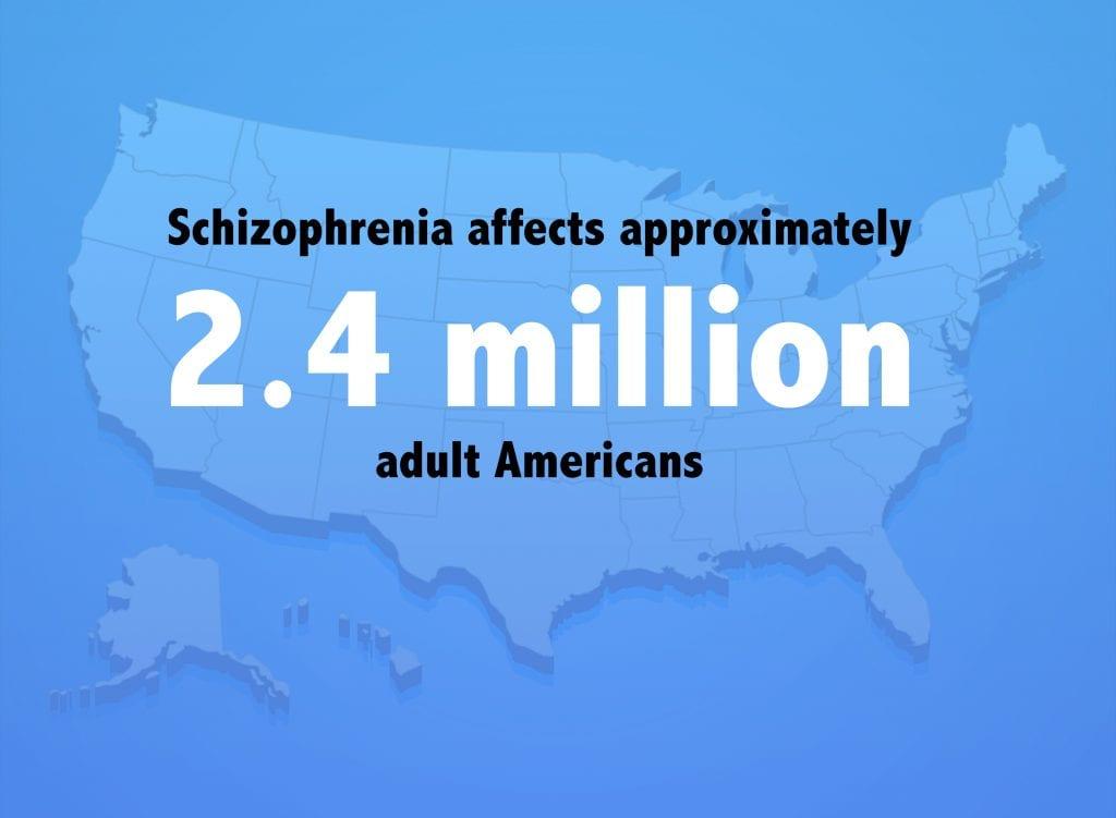 آمارهای اسکیزوفرنی