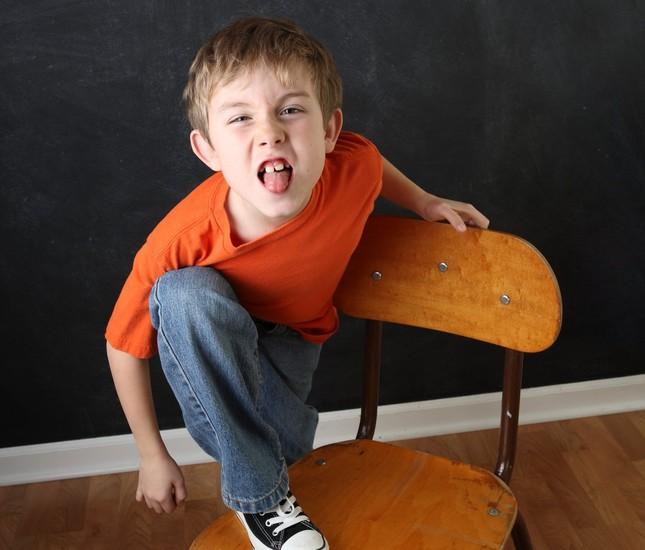 عدم درمان بیش فعالی کودک