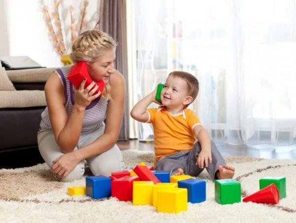 مطالعه موردی بازی درمانی