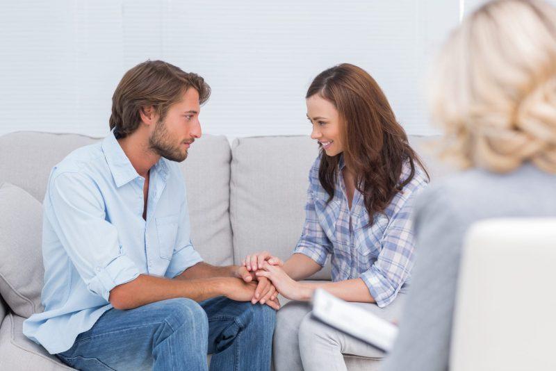 درمان زوج درمانی