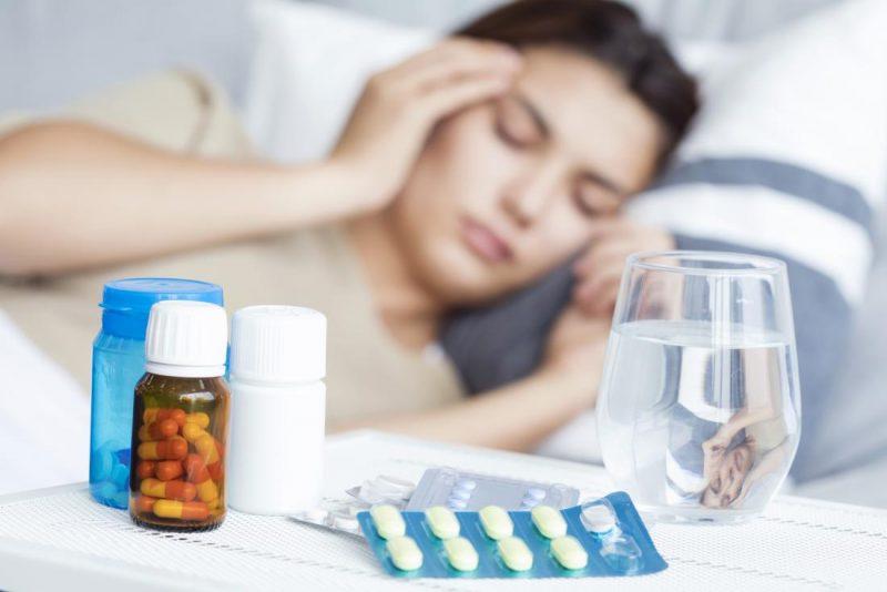عوارض داروهای روانپزشکی